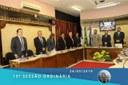 15ª Sessão Ordinária é realizada no plenário da Câmara de Salgueiro
