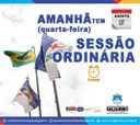 Amanhã, quarta-feira é dia de Sessão na Câmara Municipal de Salgueiro.