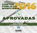 Aprovadas contas do ex-prefeito de Salgueiro Marcones Sá (PSB), referente ao exercício 2016, na Sessão dessa quarta-feira (9) da Câmara Municipal