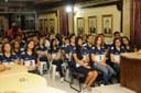Aula de Cidadania é realizada no plenário da Câmara de Salgueiro