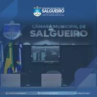 Câmara de Vereadores de Salgueiro faz a instalação Painel Eletrônico.