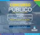 Câmara de Vereadores define novo calendário de inscrições  e da prova para concurso