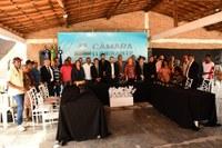 Câmara Itinerante leva vereadores a Conceição das Crioulas
