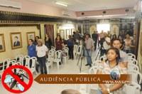 Combate à dengue foi tema de audiência pública em Salgueiro