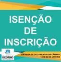 Concurso da Câmara de Vereadores de Salgueiro candidatos podem solicitar isenção da taxa de incrição