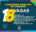 Concurso Público da Câmara Municipal de Salgueiro está mais perto de ser realizado e já tem BANCA ORGANIZADORA CONFIRMADA: (CONSULPAM)