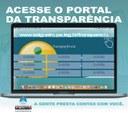 Conheça o nosso Portal da Transparência