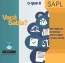 Conheça o SAPL!