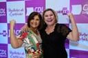 Eliane Alves e Paizinha Patriota Mulheres de Expressão