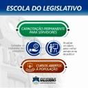 ESCOLA DO LEGISLATIVO