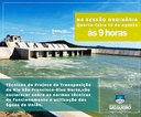Funcionamento e distribuição das águas da Transposição será debatido na Câmara Municipal de Salgueiro