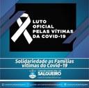 Luto Oficial pelas Vítimas do Covid-19
