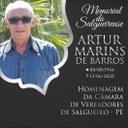 MEMORIAL ARTUR MARINS DE BARROS