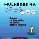MULHERES NA POLÍTICA!