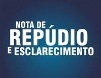 """NOTA DE REPÚDIO E ESCLARECIMENTOS REFERENTE AS FALSAS ACUSAÇÕES CONTRA OS VEREADORES, PROFERIDAS NO PROGRAMA """"POLÍTICA EM FOCO"""" PELO COMUNICADOR MAURÍCIO RIBEIRO"""