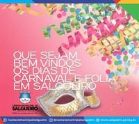 O Carnaval vem aí!