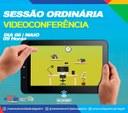 QUARTA-FEIRA (06), ÀS 9 HORAS, TEM MAIS UMA SESSÃO PLENÁRIA DA CÂMARA MUNICIPAL POR VÍDEOCONFERÊNCIA