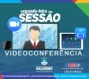 SEGUNDA-FEIRA TEM SESSÃO ORDINÁRIA POR VÍDEOCONFERÊNCIA