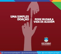 Seja doador de sangue! Um gesto simples que pode salvar vidas