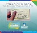 Seu voto tem poder!