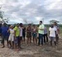 Vereador Bruno Marreca entrega poço artesiano no Sítio Cruzeiro do Sul