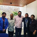 Vereador Bruno Marreca se reúne com Superintendente da Caixa em busca de alternativas para o déficit habitacional de Salgueiro