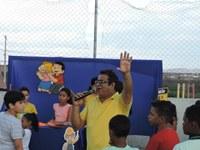 Vereador Zé Carlos apoia ações do Projeto Semear