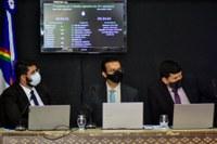 Vereadores e Assessores participam de treinamento para utilização do novo sistema de Votação.
