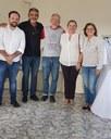 Vereadores participam de encontro no Cepama