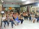 Vereadores participam de reunião na Câmara de Vereadores para tratar sobre os 60% dos recursos oriundos de processos judiciais relativos ao Fundo de Manutenção